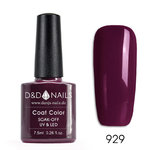 D & D Nails UV Polish 929