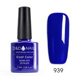 D & D Nails UV Polish 939