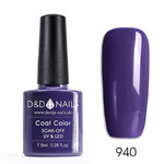 D & D Nails UV Polish 940