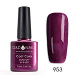 D & D Nails UV Polish 953